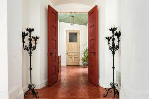 106 Ivy Lane Custom Doors
