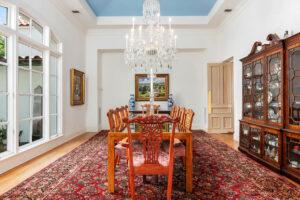 106 Ivy Lane Dining Room