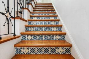 106 Ivy Lane Staircase